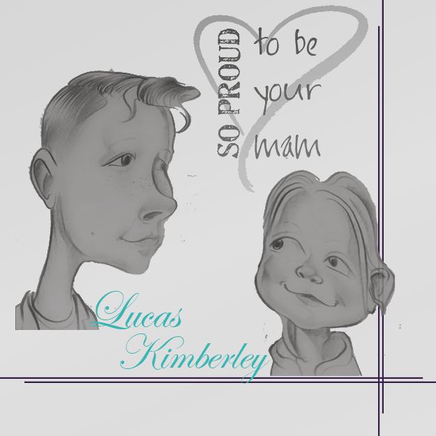 Over Luckim design Lucas en Kimberley