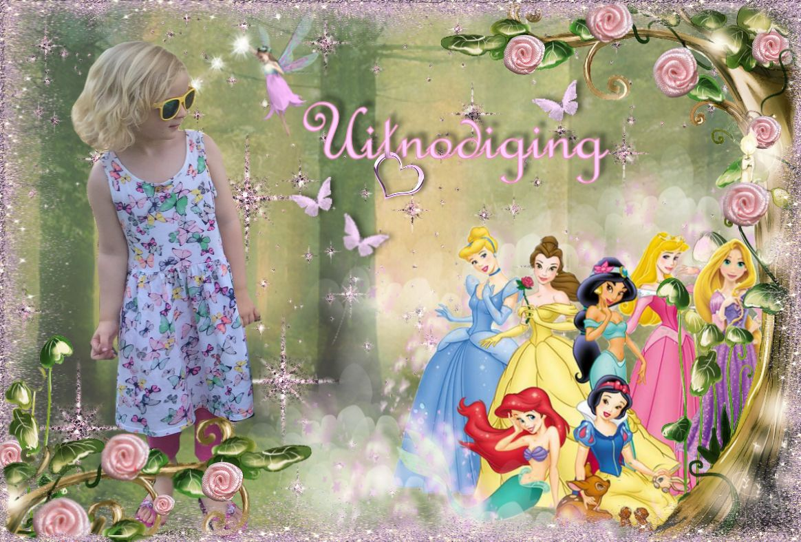 Prinsessen party