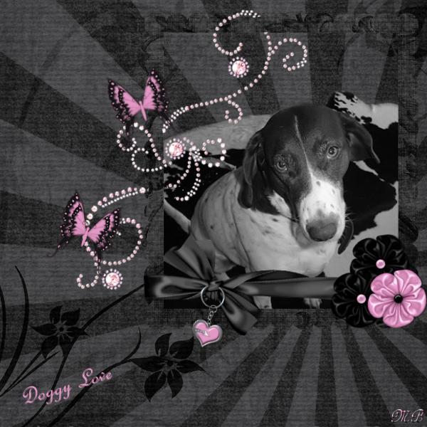 Doggy Love voor Ien
