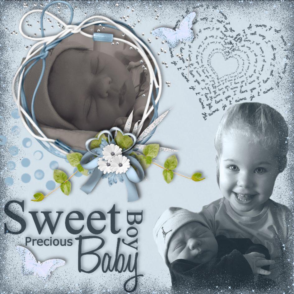 LK20161102 Sweet baby boy Sammy