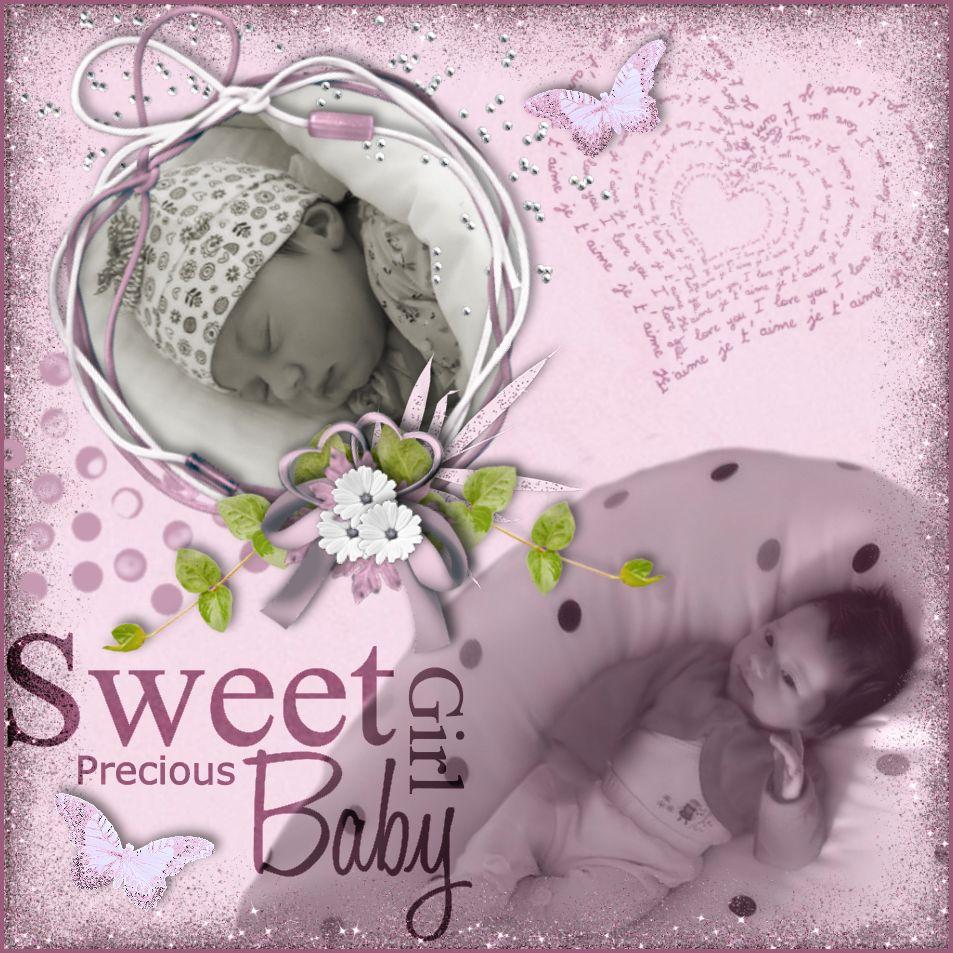 Sweet Baby Girl kleindochter Ineke
